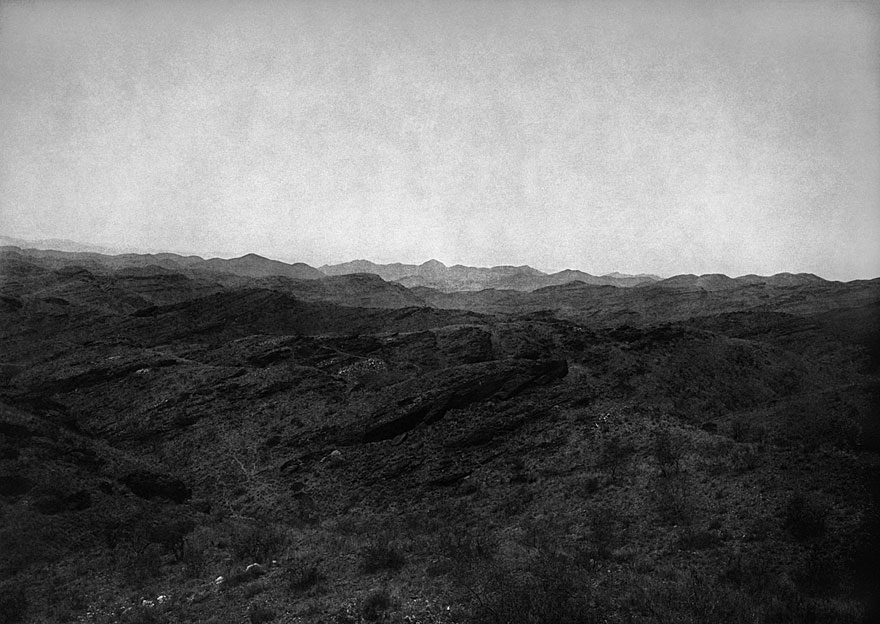 Hartman`s Valley 2 | 100 x 140cm |  Namibia 2003