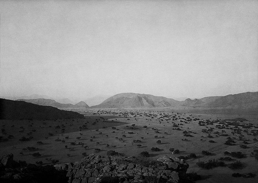 Marienfluss 2 | 100 x 130cm | Namibia 2003