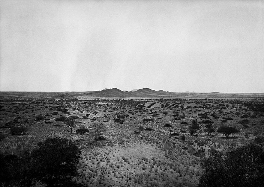 Spitzkoppe 1 | 100 x 140cm | Namibia 2002