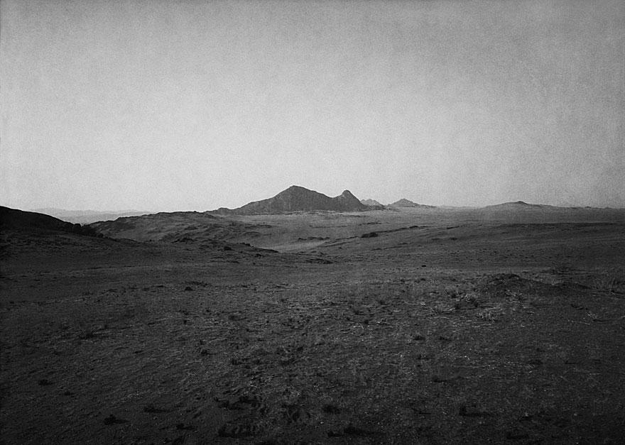 Hartman`s Valley 3 | 100 x 130cm | Namibia 2003