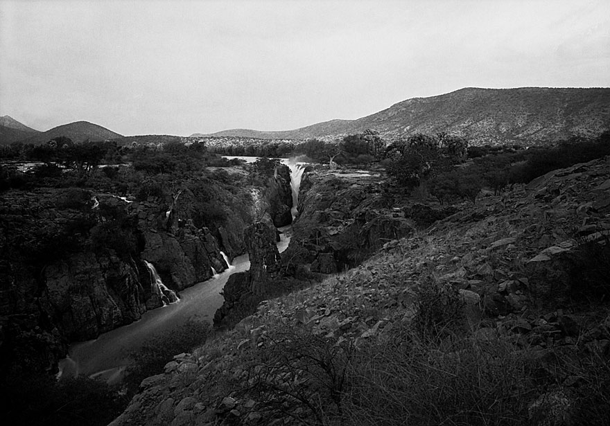 Epupa Falls 2 | 100 x 130cm | Namibia 2002