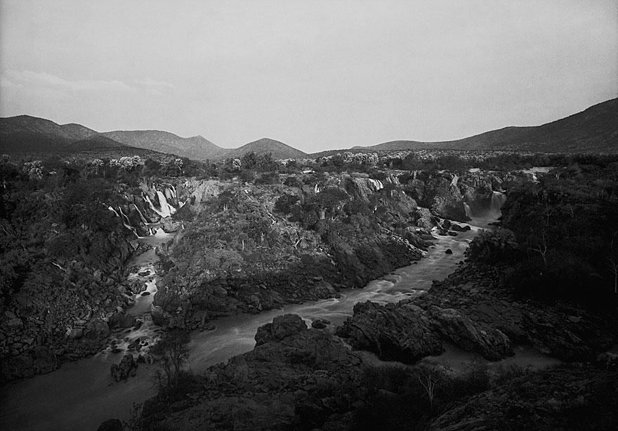 Epupa Falls 3 | 100 x 130cm | Namibia 2002