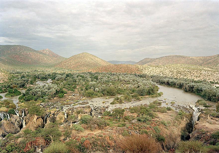Kunene 3 | 130 x 160 cm | Namibia 2002