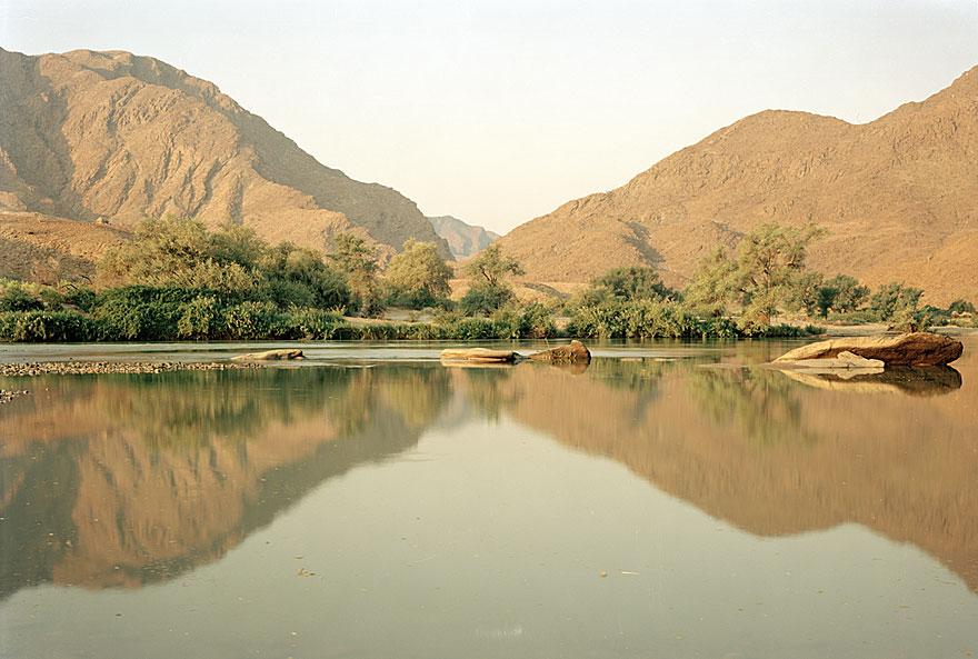 Kunene 1 | 130 x 160 cm | Namibia 2002
