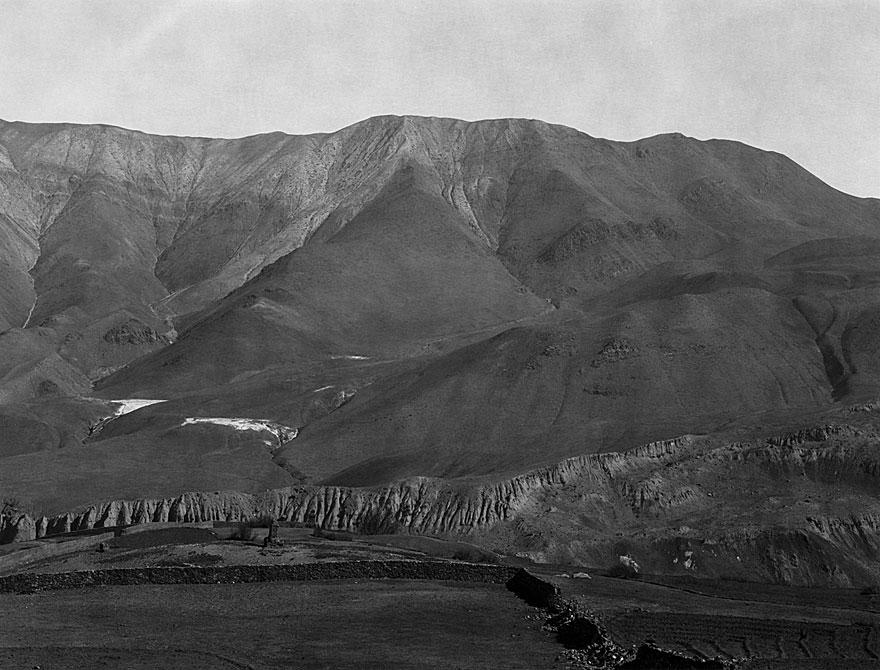 Anpurna Massiv 8 | 100 x 130cm | Nepal 1995