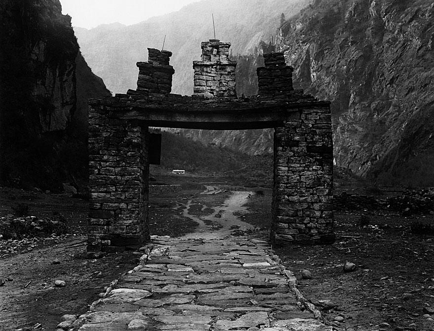 Anpurna Massiv 4 | 100 x 130cm | Nepal 1995