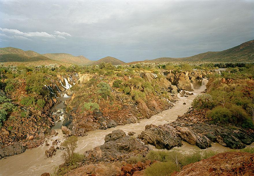 Kunene 4 | 130 x 160 cm | Namibia 2002