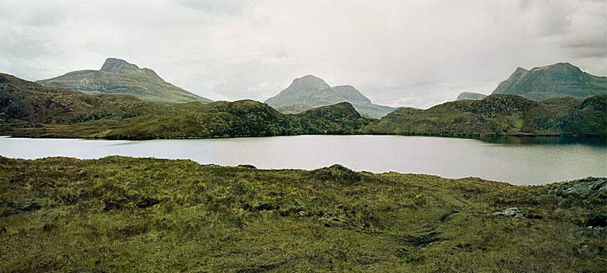 Lake | 130 x 300 cm | Schottland 1997