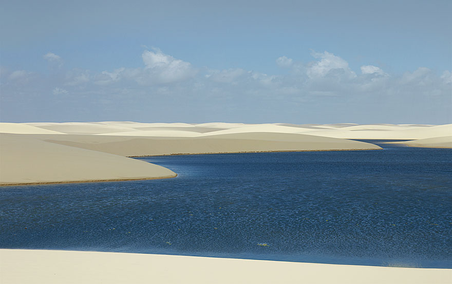 Lake, Lencois  | 130 x 200 cm | Brasilien 2011