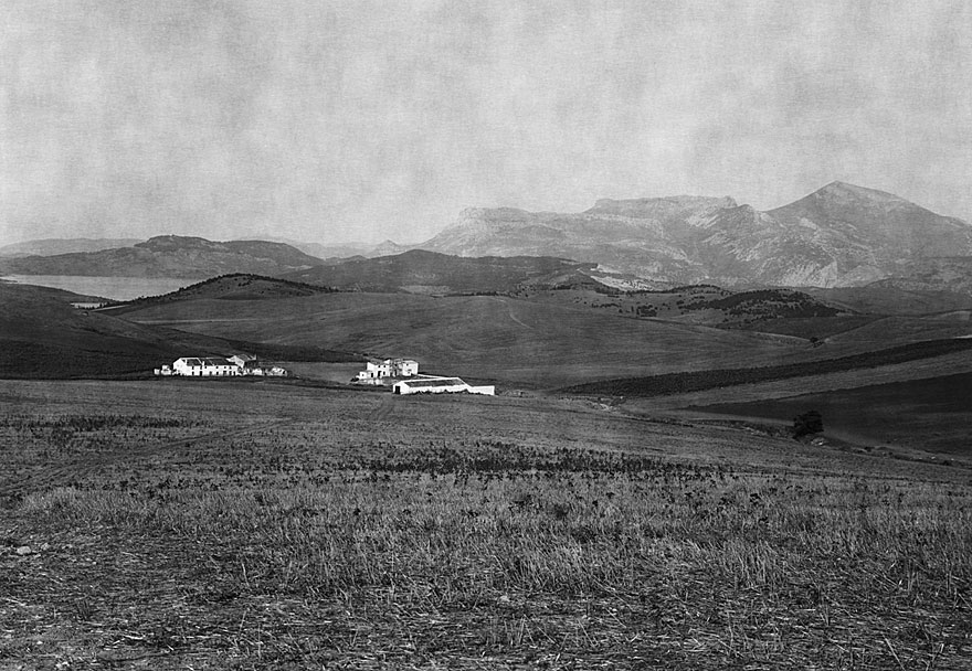 Farm Andalusien 4 | 100 x 130cm | Spanien1998