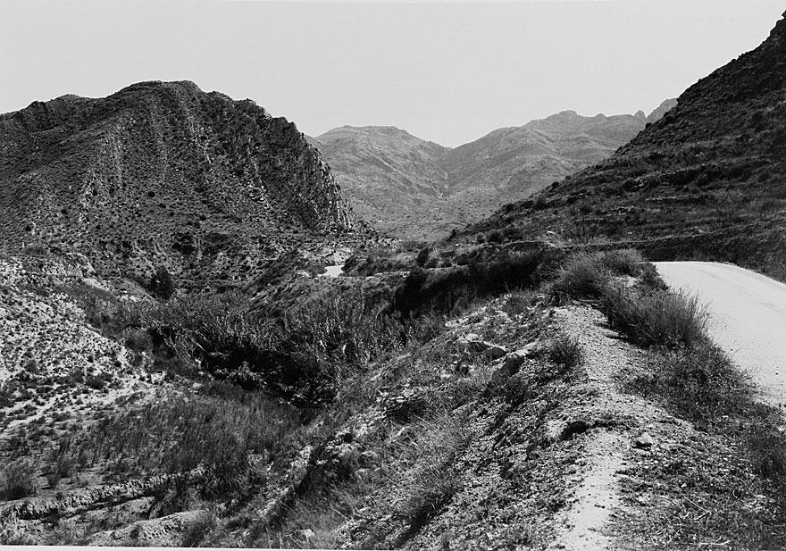 Berge Andalusien 1 | 100 x 130cm | Spanien 2012