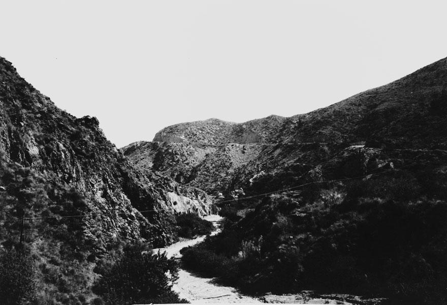 Berge Andalusien 3 | 100 x 130cm | Spanien 2012