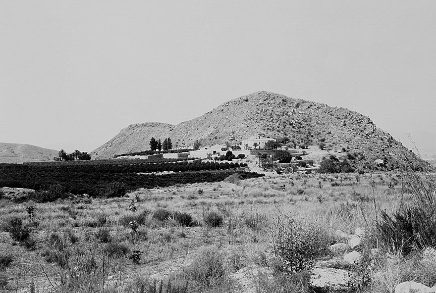 Farm Andalusien 1 | 100 x 130cm | Spanien 2012