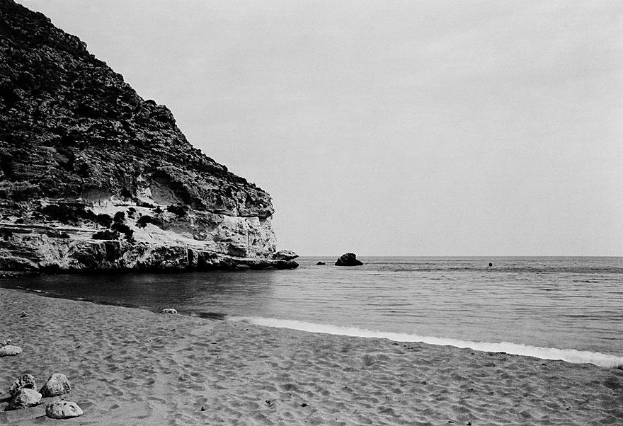 Bucht Andalusien 6 | 100 x 130cm | Spanien 2012