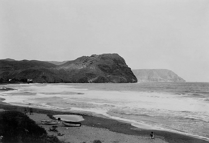 Bucht Andalusien 7 | 100 x 130cm | Spanien 2012