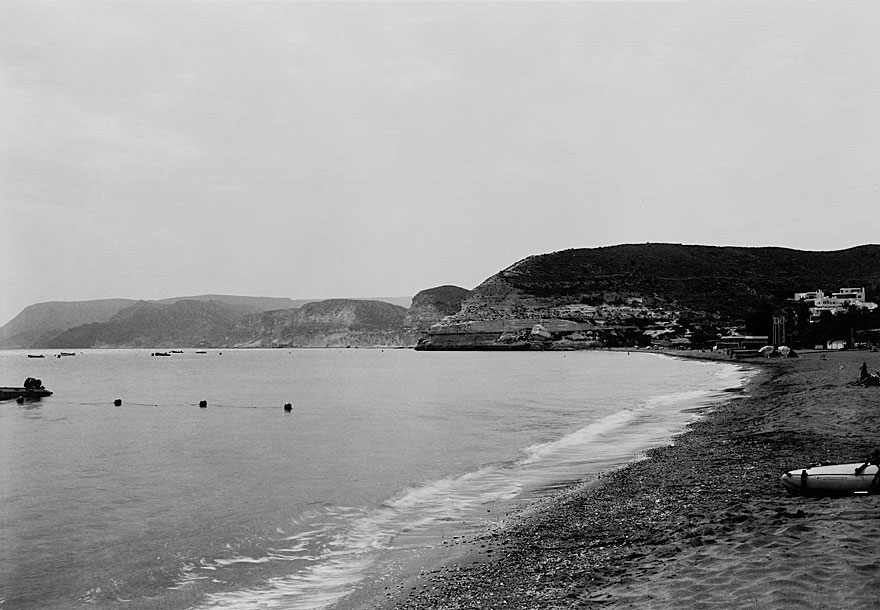Bucht Andalusien 8 | 100 x 130cm | Spanien 2012
