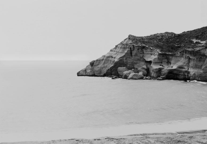 Bucht Andalusien 9 | 100 x 130cm | Spanien 2012