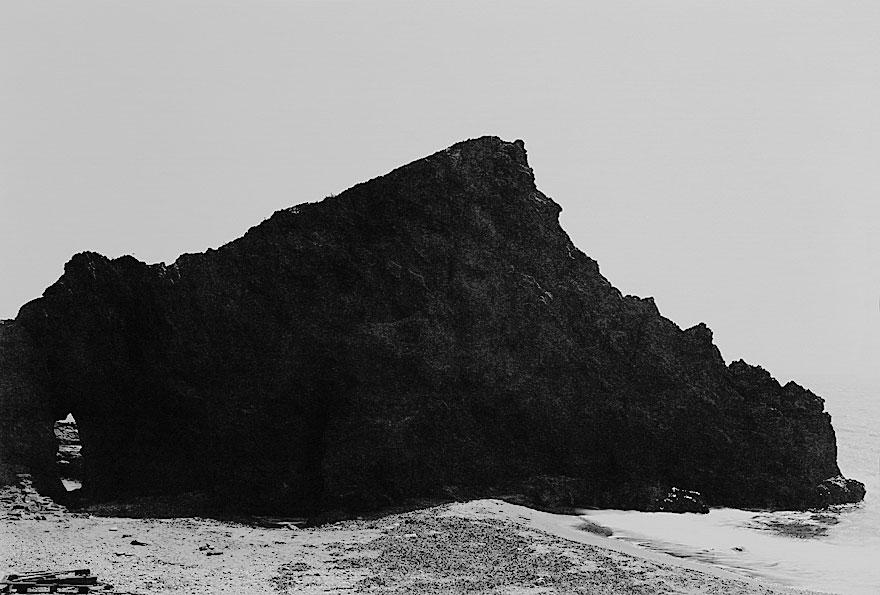 Bucht Andalusien 10 | 100 x 130cm | Spanien 2012