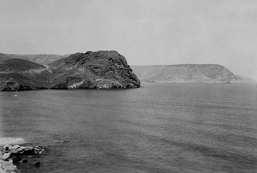 Bucht Andalusien 12 | 100 x 130cm | Spanien 2012