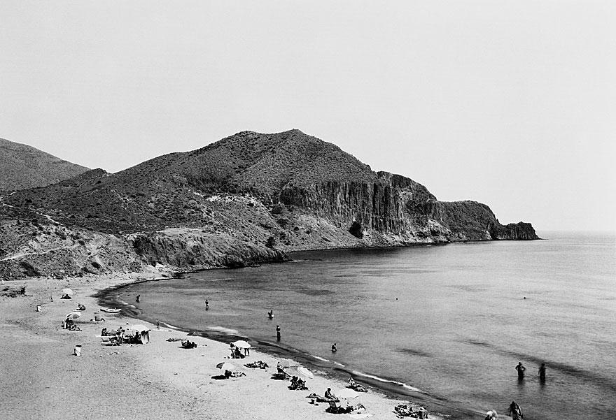 Bucht Andalusien 13 | 100 x 130cm | Spanien 2012