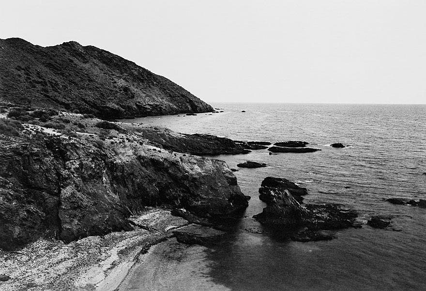 Bucht Andalusien 17 | 100 x 130cm | Spanien 2012