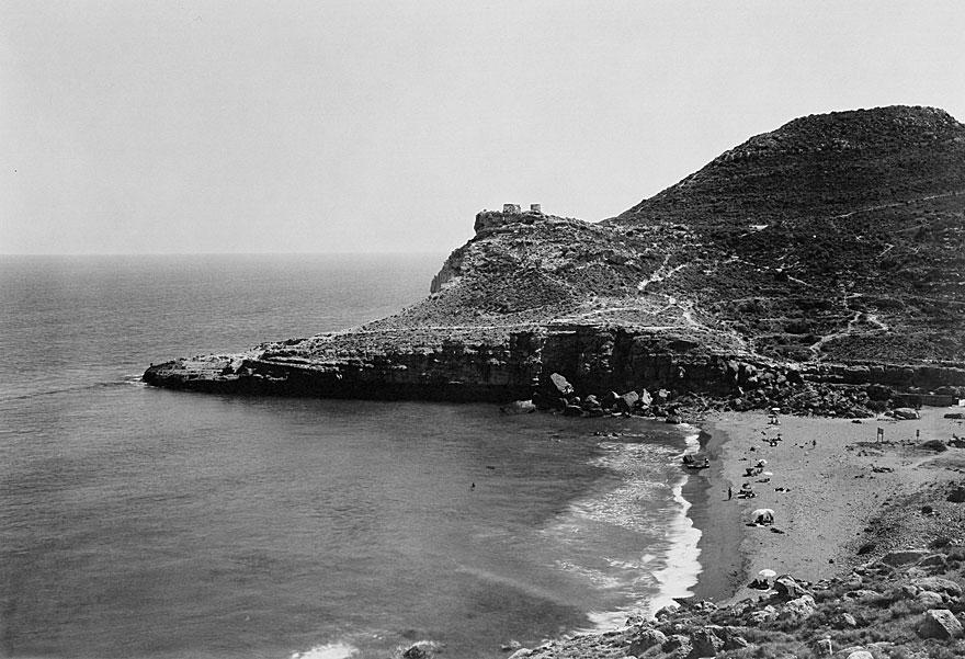 Bucht Andalusien 18 | 100 x 130cm | Spanien 2012
