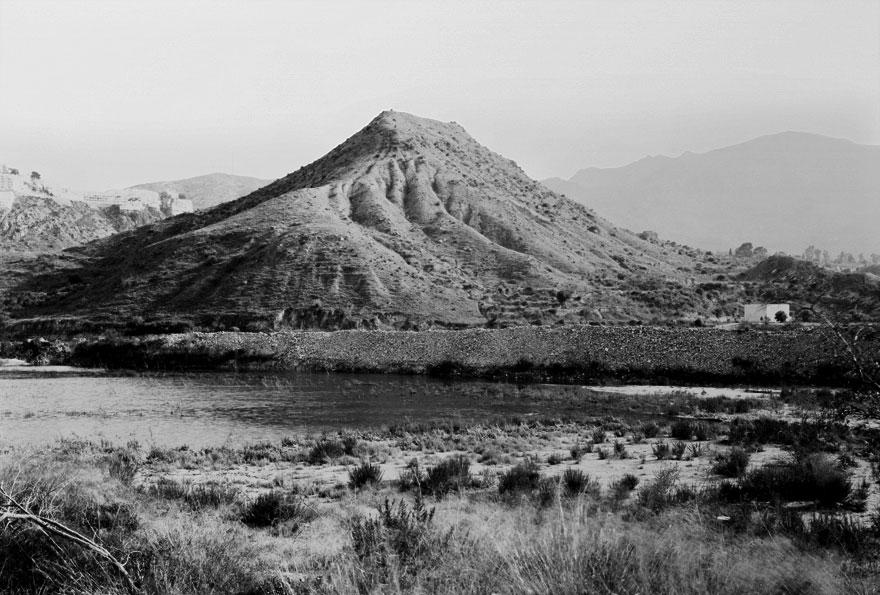 Mojaca Andalusien 21 | 100 x 130cm | Spanien 2012