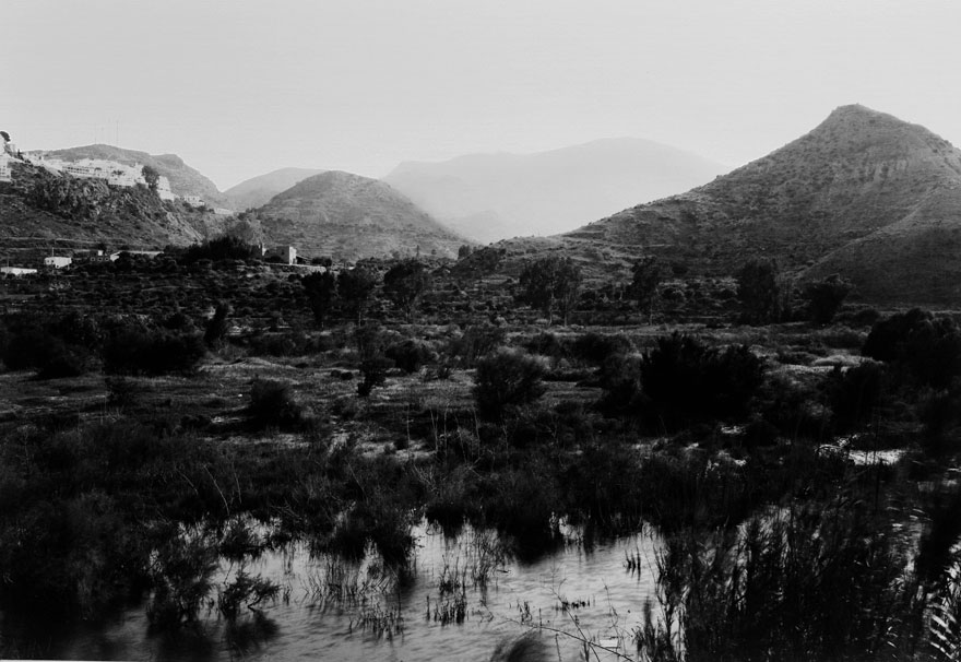 Mojaca Andalusien 22 | 100 x 130cm | Spanien 2012