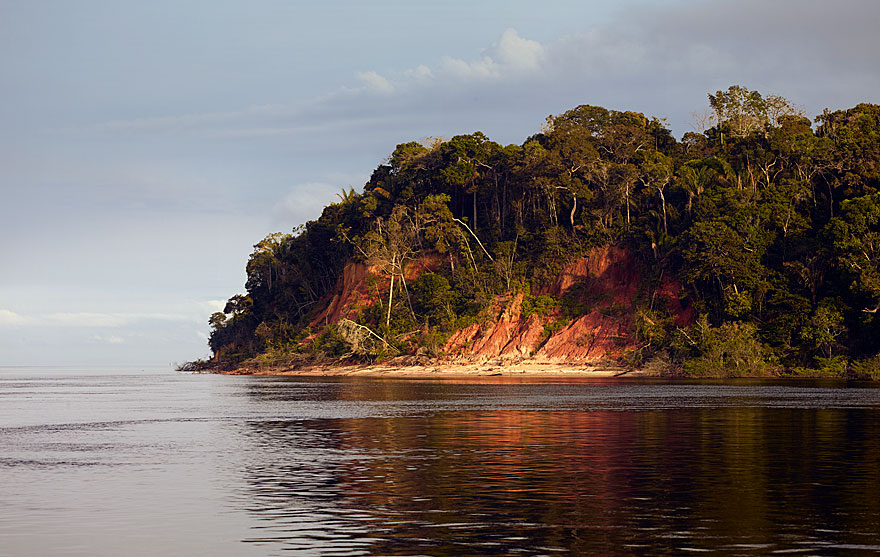 Rio Negro | 130 x 200 cm | Brasilien 2011