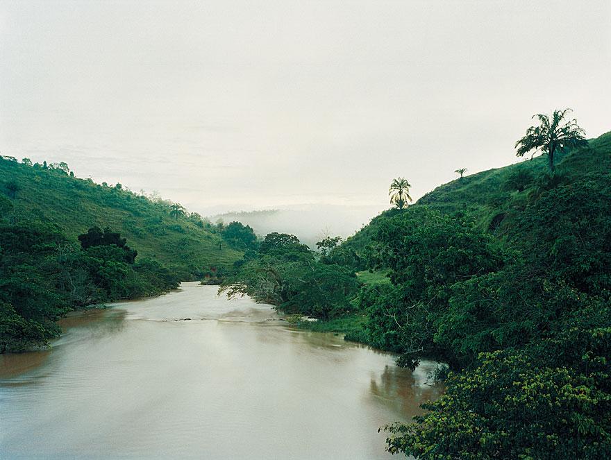 River, Bahia 2 | 130 x 160 cm | Brasilien 2000