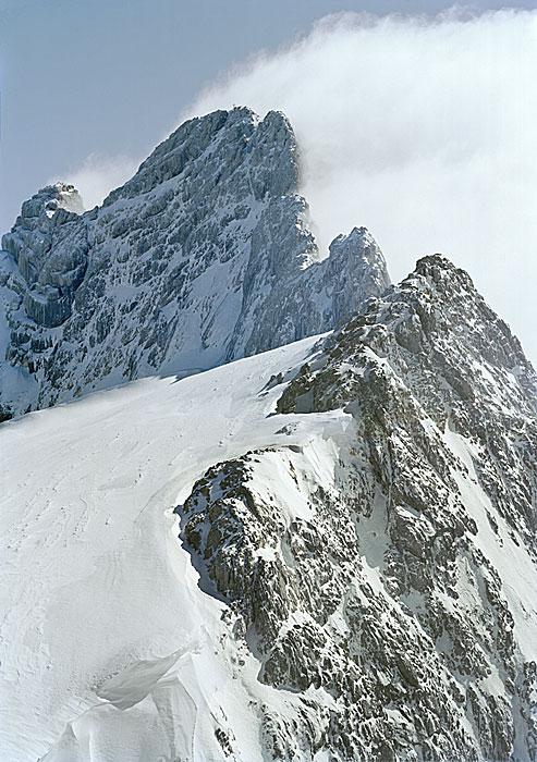 Alpen 6 | Dachstein |120 x 160 cm | Österreich 2007