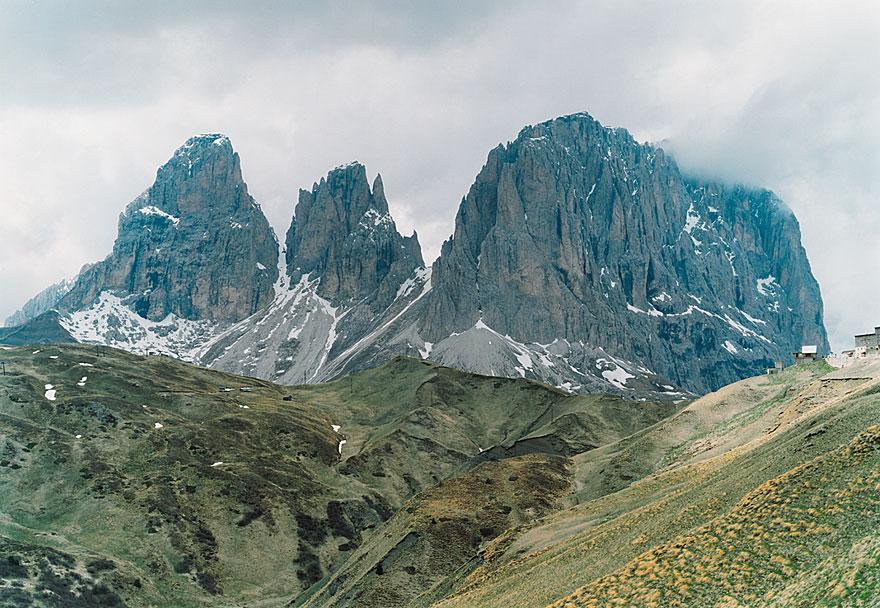 Alpen 2 | Langkofel |120 x 160 cm | Italien 1993