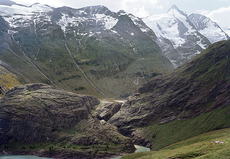 Alpen 1 | Großglockner |130 x 200 cm | Österreich 2008