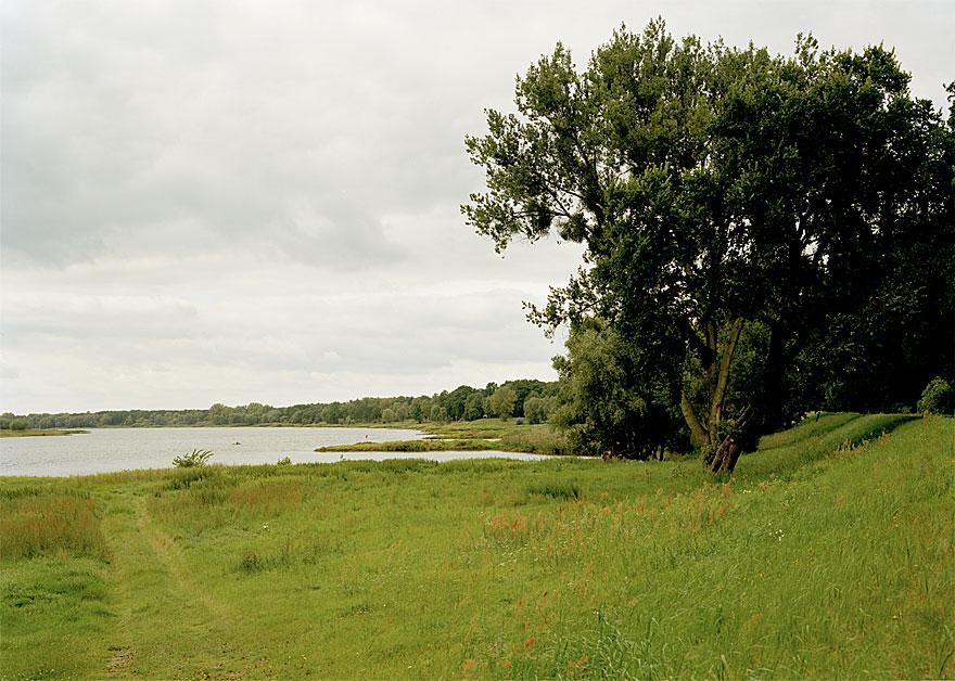 Elbe 1 | 130 x 160 cm | Tangermünde 2010