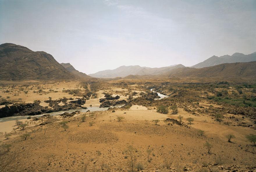 Kunene 2 | 130 x 160 cm | Namibia 2002