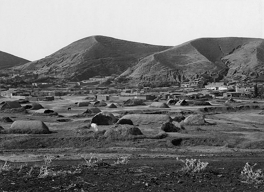 Farm 10 | 100 x 130cm | Marokko 1988