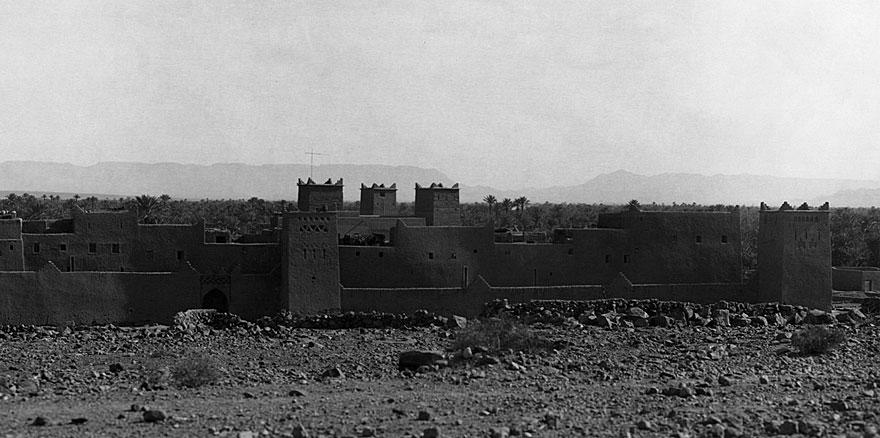 Dra-Tal 6 | 100 x 130cm | Marokko 1988