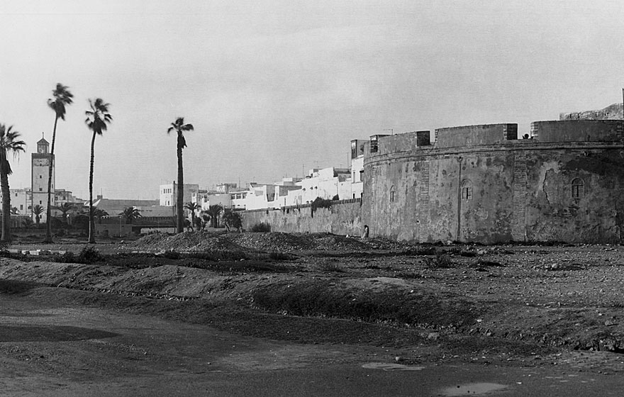Essaouira 2 | 100 x 130cm | Marokko 1988