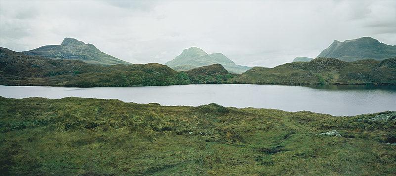 Scotland 5  | 130 x 300 cm  | 1997
