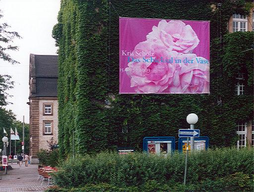Alte Feuerwache Mannheim |Mannheim   2003