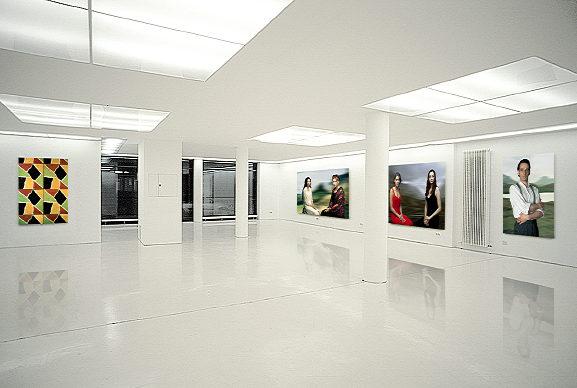 Isabel de Miguel Galerie | München   2002