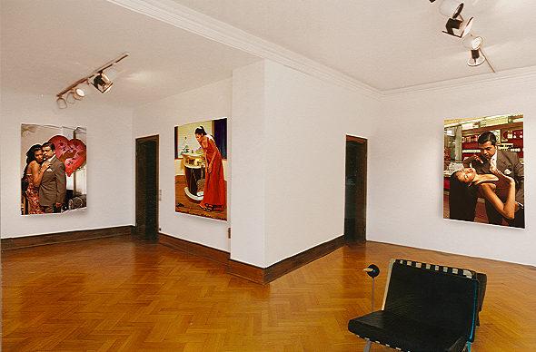 Jasim Galerie | Düsseldorf   2001