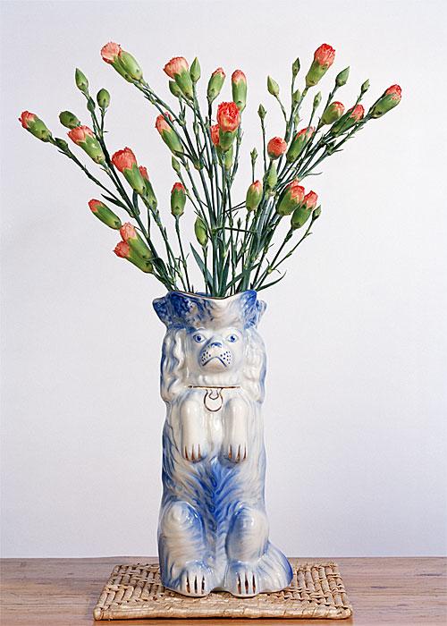 Flowers 3 | Nelken | 160 x 120 cm | 1992