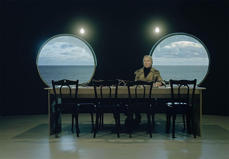 Longing for Paradise 4 | 130 x 200 cm |  2008