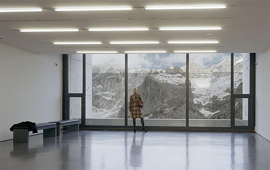 Longing for Paradise 6 | 130 x 200 cm |  2008
