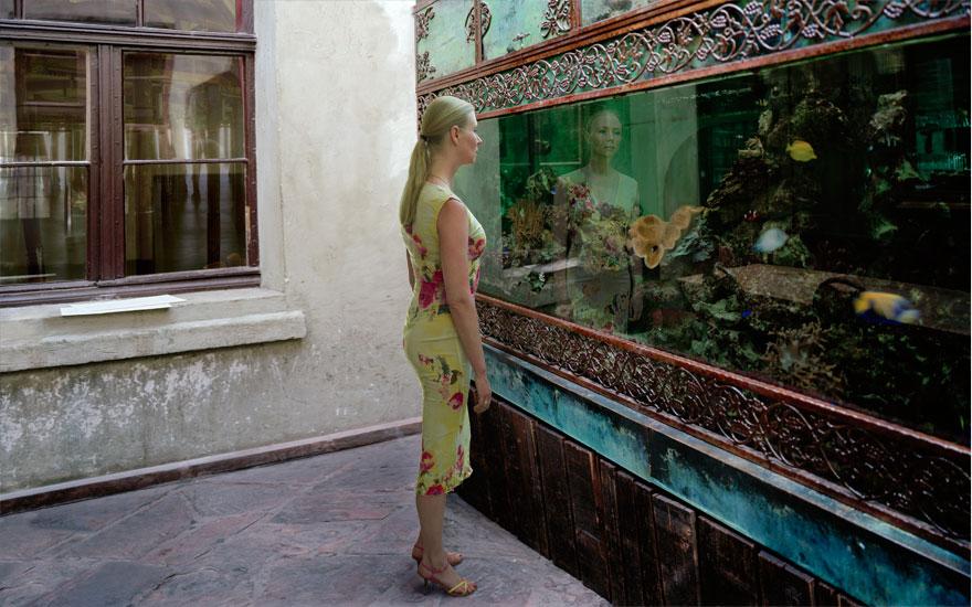 Longing for Paradise 9 | 130 x 200 cm |  2008