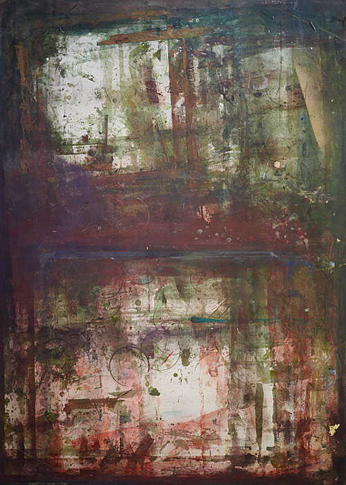 Marks and Traces 18 | Tyrone-Guthrie-Center |160 x 120 cm | Monoghan 2012