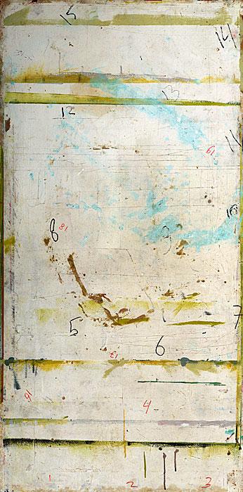 Marks and Traces 28 | Fundacion-Valparaiso | 160 x 120 cm | Mojaca 2012