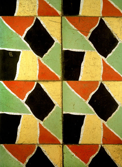 Marks and Traces 32 | 160 x 120 cm | Barcelona 1992