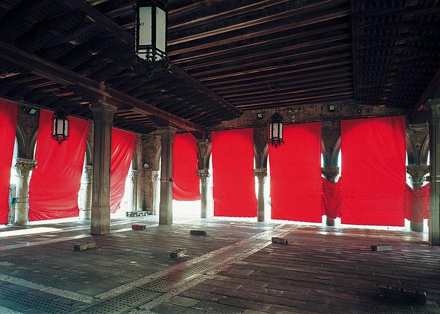 Fischmarkt 1 | 120x160 | Venedig 2002